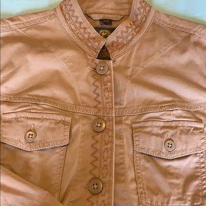 Lucky Brand 🍀 jacket sz L